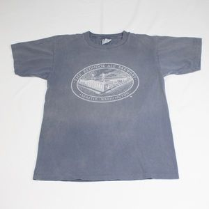 Vintage Brewery Redhook Ale Seattle T-shirt